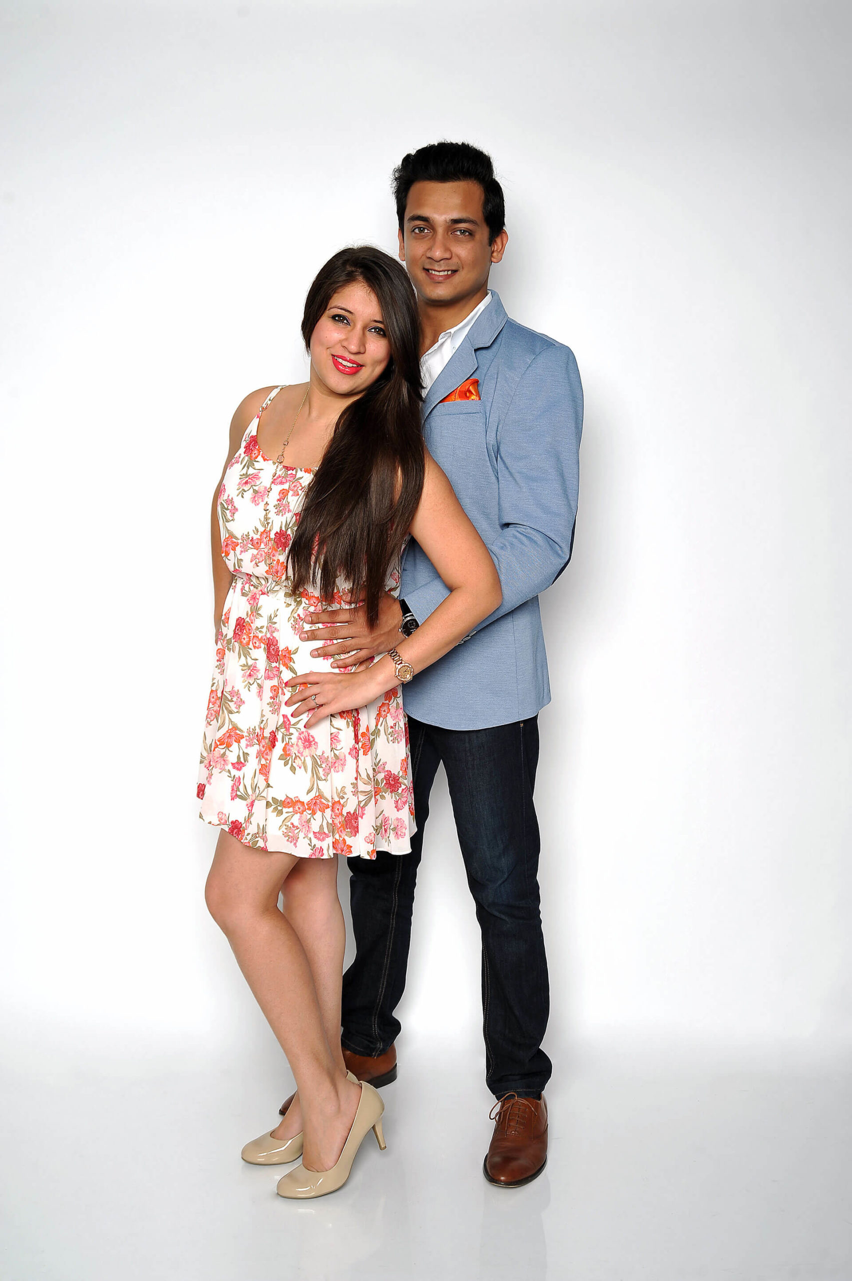 Couple shoot full body Photo